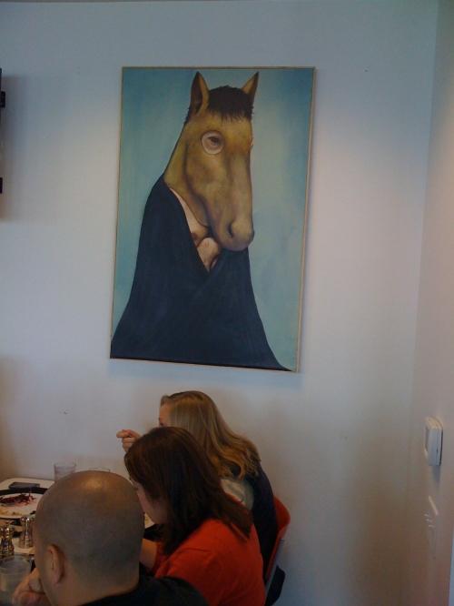 kevin taylor painting at google