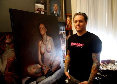 Shawn Barber portrait