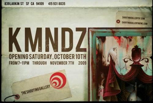 KMNDZ postcard