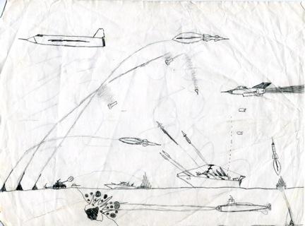 Kevin Taylor kid drawings 5