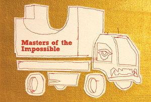 Steve MacDonald Masters of the Impossible