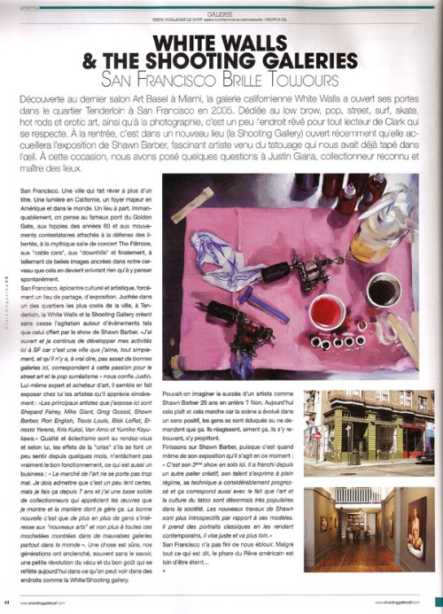 Clark Magazine coverage web