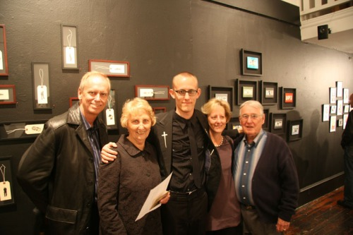 Shooting Gallery opening reception