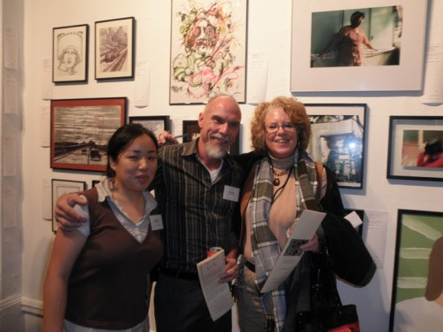 Urban Art Silent Auction at The Shooting Gallery